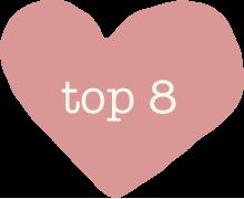 top8 w sercu